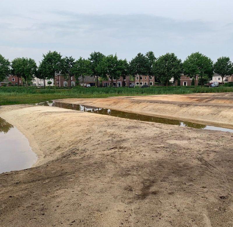 Omvormen natuurlijk groen Park Ashorst