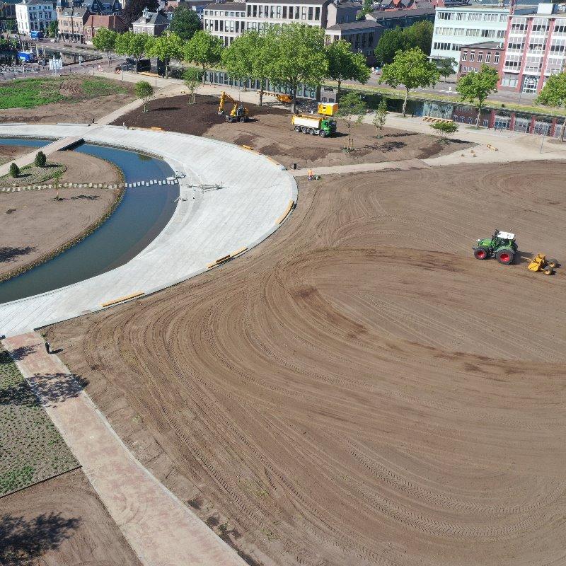 Cultuurtechnisch grondwerk Geukerspark