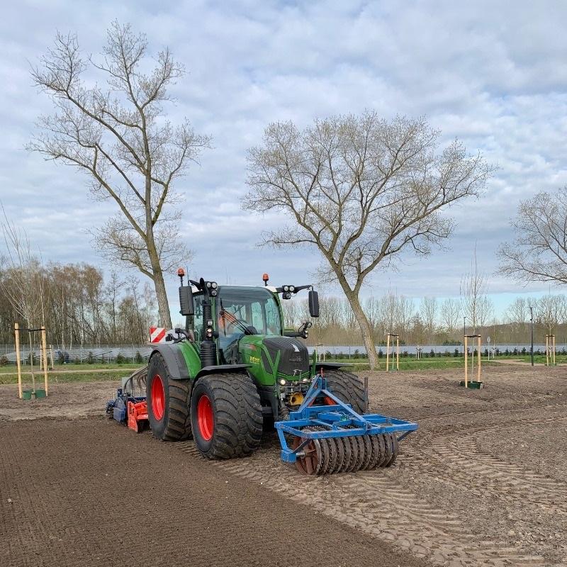 Groeninrichting Stiphout Zuid gemeente Helmond